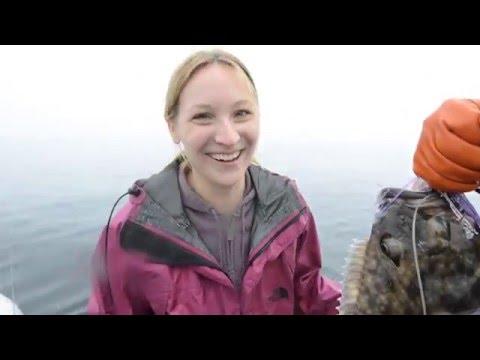 Homer Alaska Fishing - Lingcod, Halibut & Rockfish