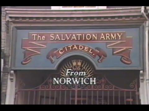 Norwich Citadel - Sunday morning meeting 1987