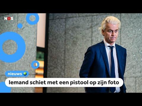 Wilders doet aangifte vanwege heftig filmpje met bedreiging