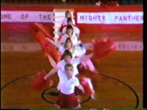 1983 Maypearl Cheerleaders