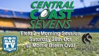 2017 Central Coast Sevens - Field 2 Morning session