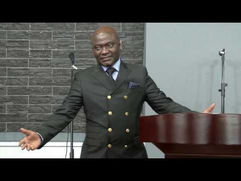Le rôle d'un serviteur, avec le Dr. Peter Muteba