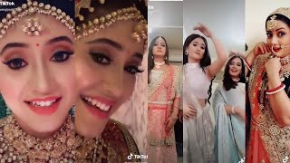Shivangi joshi brand new tiktok video
