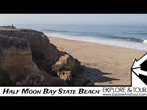 Half Moon Bay  State Beach