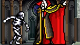 Castlevania Circle of the Moon - Skeleton VS Bosses