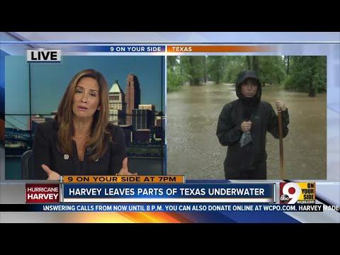 Harvey leaves parts of Texas underwater