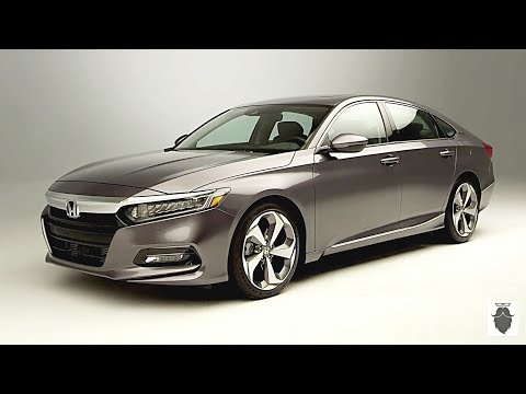 2018 Honda Accord - Everything You Ever Wanted to See / ALL-NEW Honda Accord 2018 (10 Speed Trans)