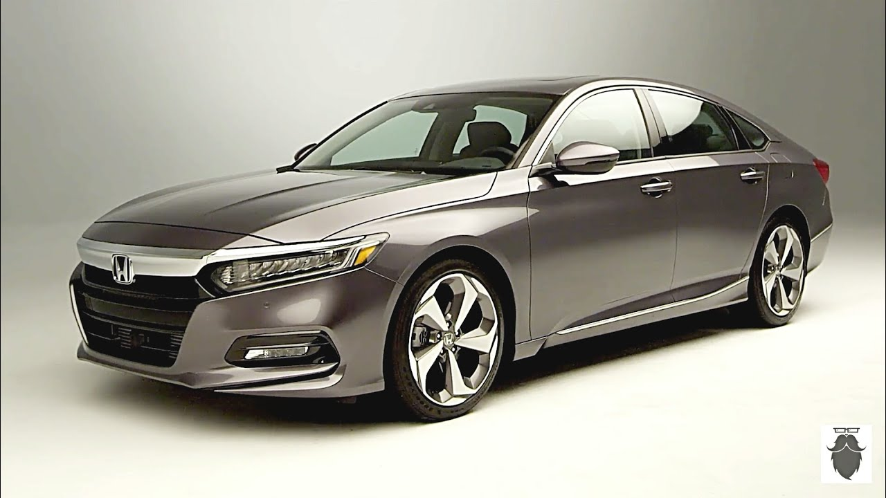New Honda Accord >> 2019 Honda Accord Everything You Ever Wanted To See All New Honda Accord 2019 10 Speed Trans