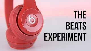 the beats by dre experiment
