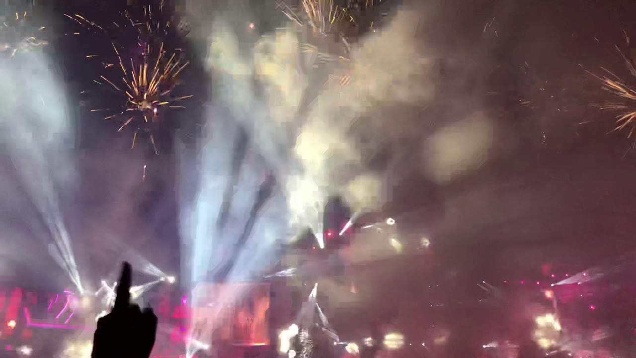 15 Years Spectacle - Tomorrowland 2019 (Show End)