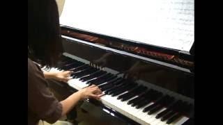 WEAVER / 笑顔の合図  (ピアノ)