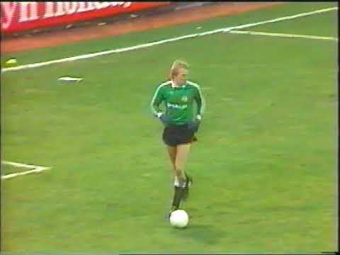 West Ham United 2 Manchester  United 1 - 2 February 1986