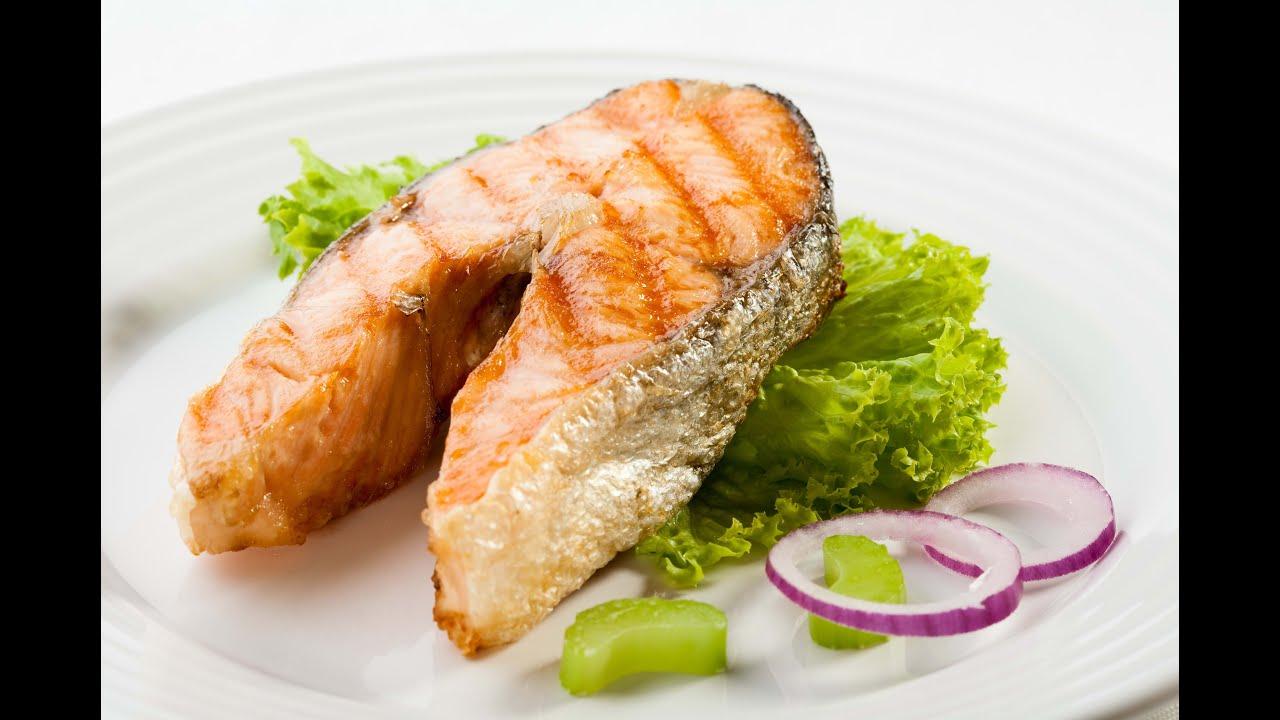 блюда из жареной рыбы рецепты с фото