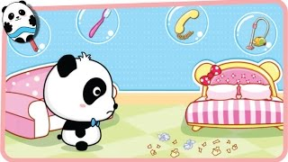 Baby Panda Learning Pairs 2 - Babybus Game for Kids