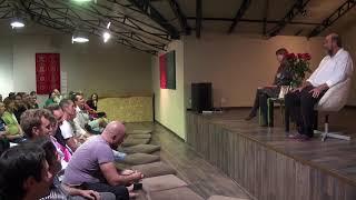 00012 Беседы с Уэйном Ликерманом (Рам Цзы) в Москве 14 сентября 2018