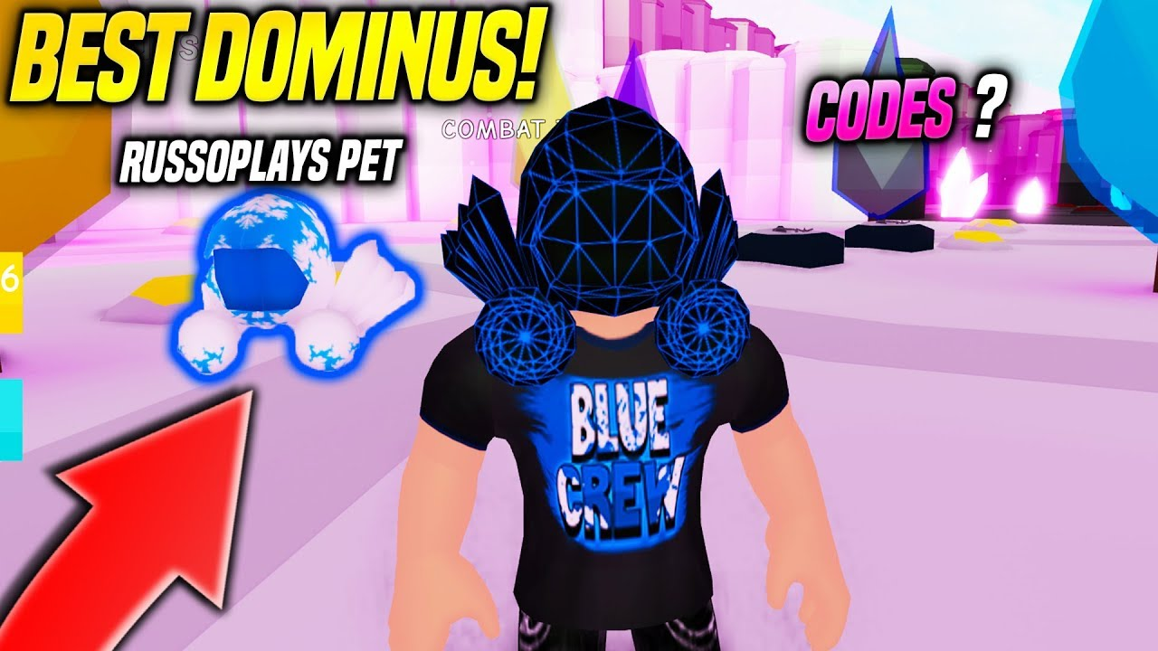 The OWNER GAVE ME AN *EXCLUSIVE* DOMINUS PET IN DOMINUS