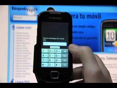 Liberar Samsung i5800 Galaxy 3, desbloquear Samsung i5800 Galaxy 3 de Vodafone Movical Net