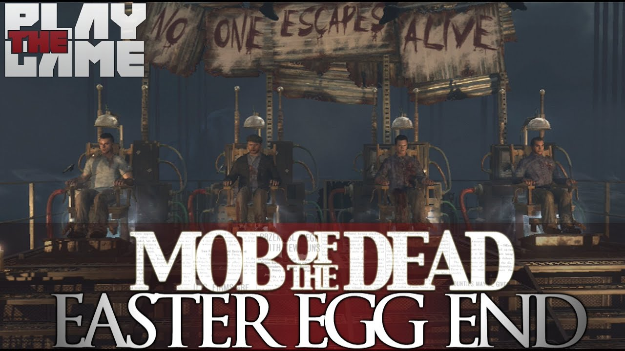 Call of duty zombies mob of the dead 39 pop goes the - Mob of the dead pictures ...