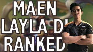 MAEN LAYLA DI RANKED - Mobile Legends #5