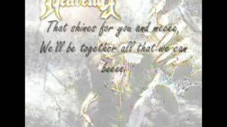 Heavenly - When The Rain Begins To Fall (Lyrics)