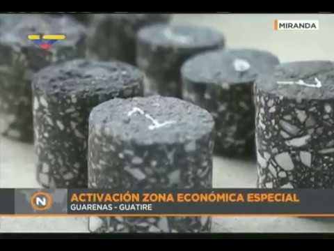 Maduro crea Zona Económica Especial en Guarenas-Guatire, 5 mayo 2018