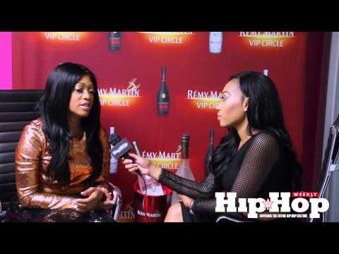 Exclusive interview:: Trina