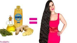 Añade Este Ingrediente A Tú Shampoo Y Tú Cabello Crecerá Como Loco