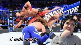 WWE Smackdown : 25 Mars 2018 : Une Carmella étonnante - Daniel Bryan vs The Miz