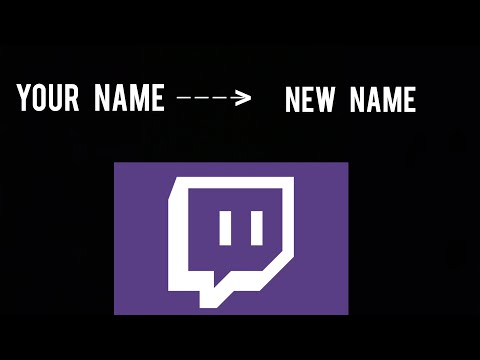 Download How To Change Your Twitch Username MP3, MKV, MP4