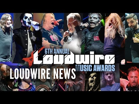6th Annual Loudwire Music Awards Winners Revealed