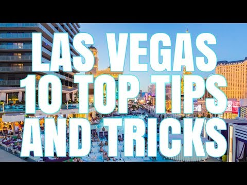 10 Las Vegas Tips, Tricks & Freebies! | Ant Vegas