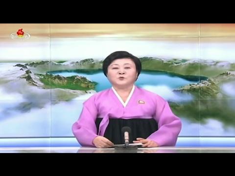 North Korea: Joyful News Report on Ballistic Missile Launch