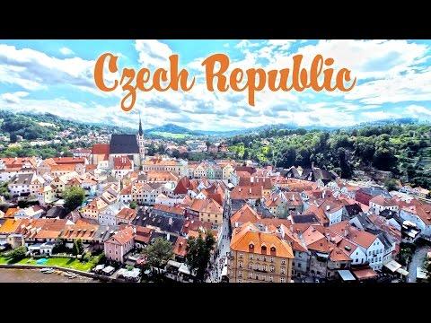 Travel Czech Republic   Cesky Krumlov 捷克 #3