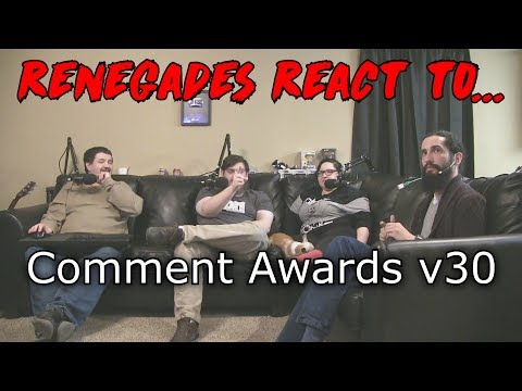 Renegades React to... Comment Awards v30