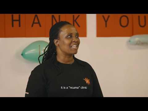"MSF Khayelitsha ""Welcome Service"" Celebration"