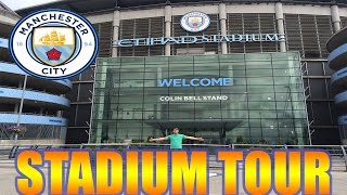 Gambar cover ETIHAD STADIUM TOUR! MANCHESTER CITY!