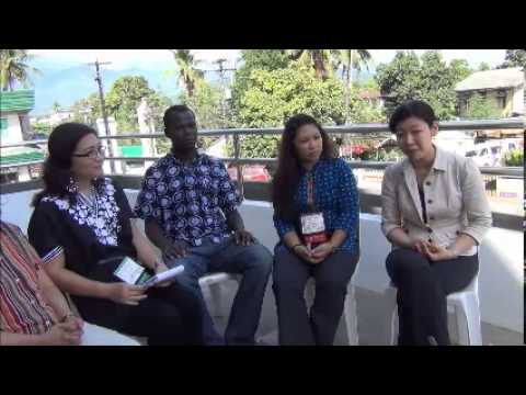 #PCC12-Interview with Liz Lee, Becky Acedillo, Albert from C