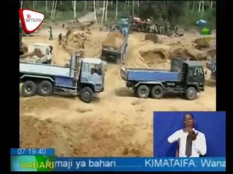 Oparesheni Ya Kudhibiti Uchimbaji Mchanga Kiholela