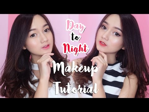 Day to Night Makeup Tutorial and Maybelline Rosy&Vivid Matte Lipstick [REVIEW + SWATCHES]