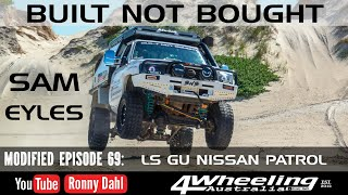 SAM EYLES LS GU PATROL, Modified Episode 69