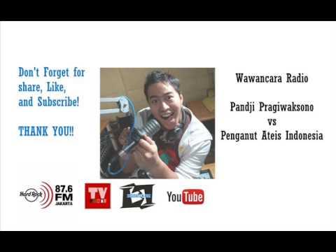 ProvoActive Radio-Wawancara Radio HardRock fm dengan Atheis Indonesia