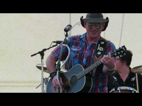 Keith Anderson - CMA Fest - Park Stage - 6/12/16 -