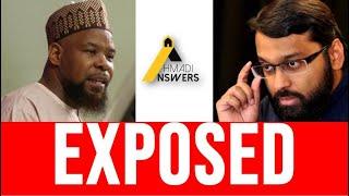 Yasir Qadhi Exposes ِAbu Usamah Imam Green Lane Masjid: Lies Against the True Islam