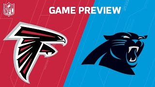 Falcons vs. Panthers | NFL NOW | NFL Week 16 Previews