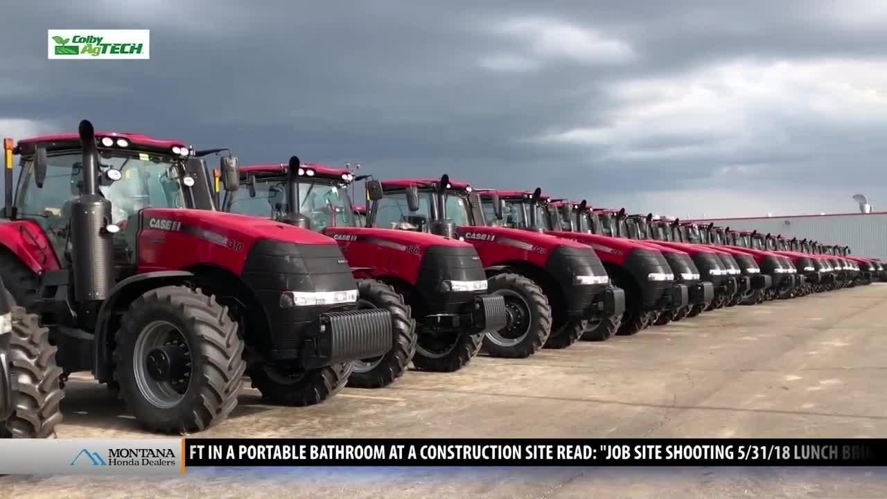 e09ea86fa943 Montana Ag Network  Lower net farm income having impact on equipment sales