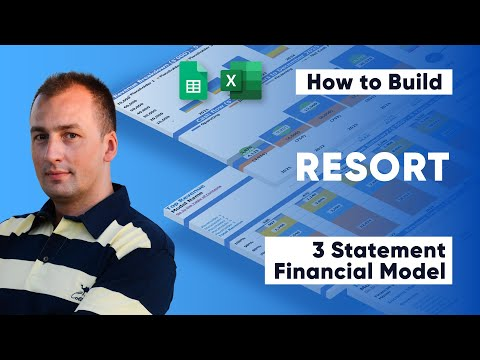 Resort Financial Plan for Pitch Buy Now