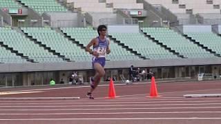 第60回関西実業団陸上競技選手権大会 男子10000mタイムレース1組