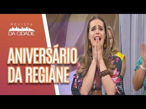 Homenagem emocionante à Regiane Tápias + Beatles 4 Ever - Revista da Cidade (25/06/18)