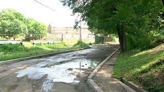Ремонт дорог ведется в округе