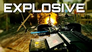 Battlefield 4: Explosive Rounds, PS4 Community + 870 Mini Rampage